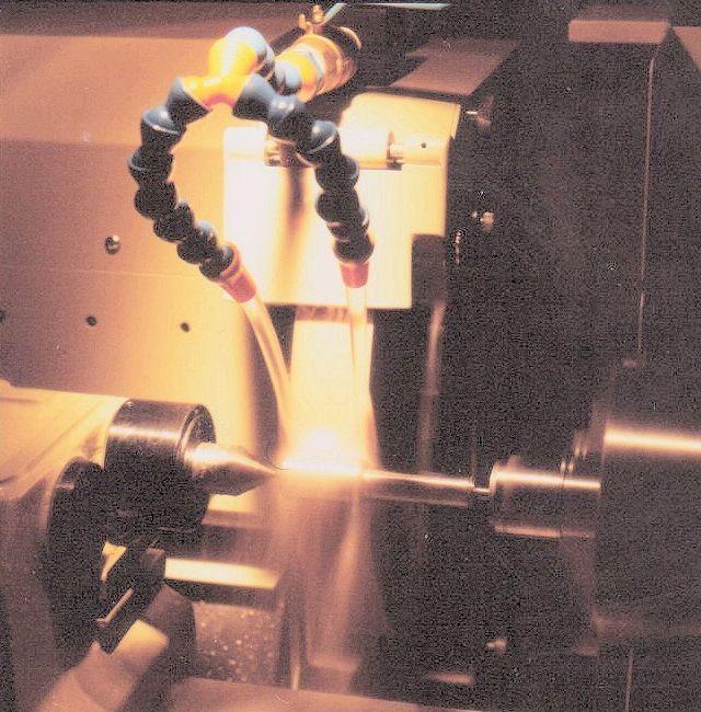 打錠機用杵臼の短納期対応