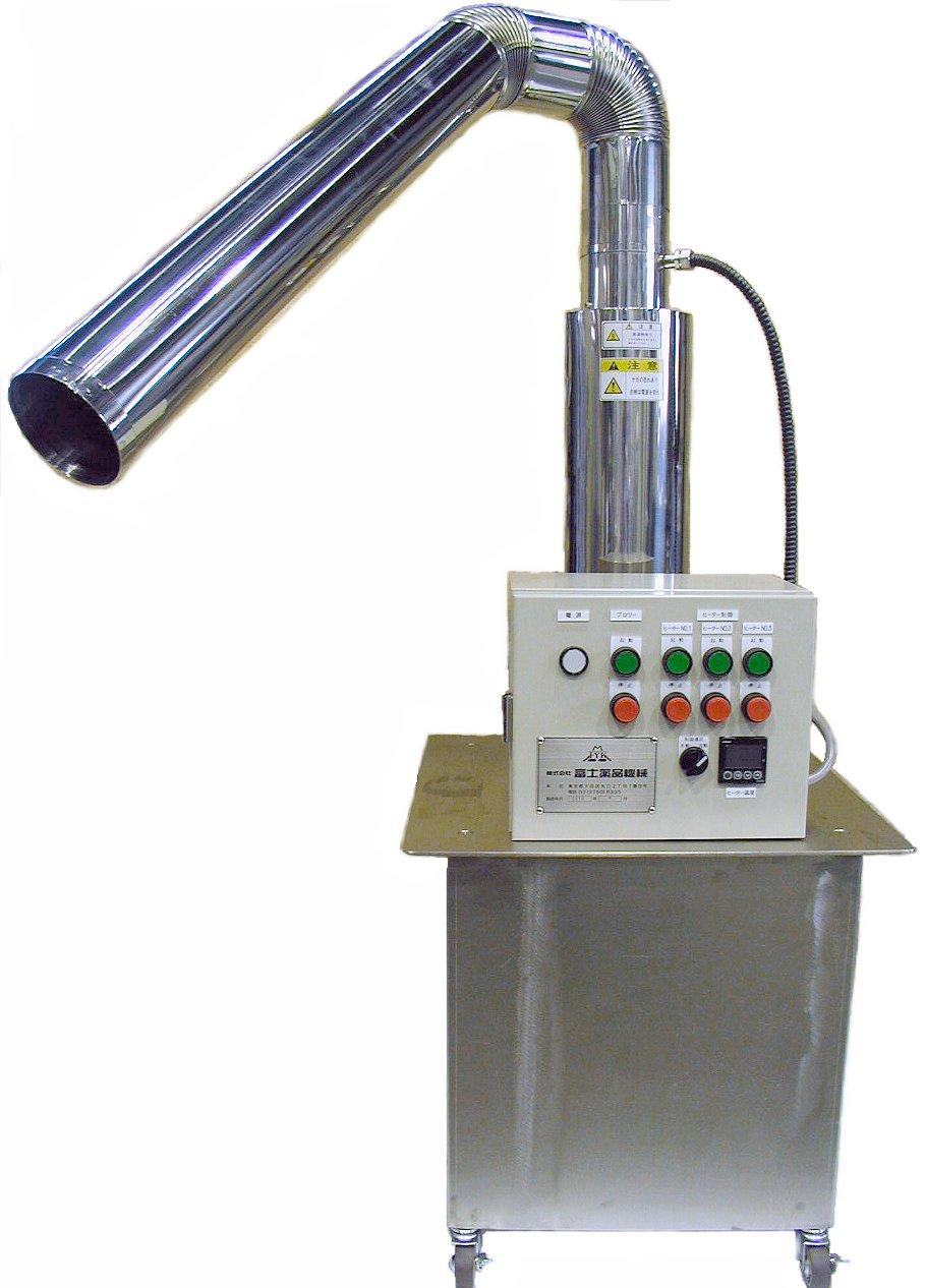 糖衣機用熱風発生機 TSSシリーズ