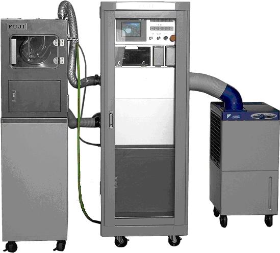 高機能小型錠剤糖衣機 FY‐TS2‐300