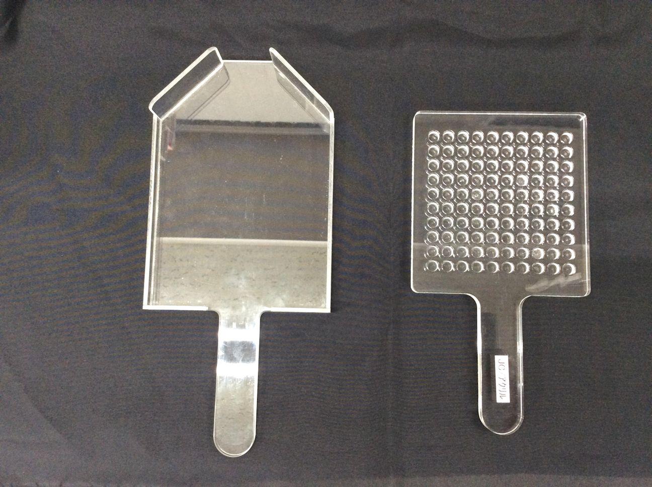 錠剤・カプセル計数検査板/樹脂タイプ